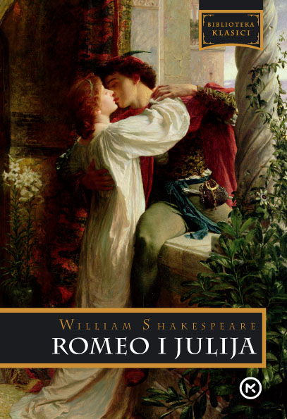 Romeo i Julija William Shakespeare Mozaik knjiga