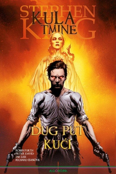 Kula tmine 2. knj. Dug put kući Jae Lee / Stephen King Algoritam